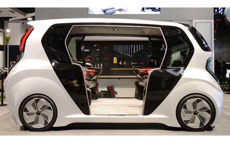 LG car