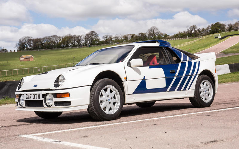 16: Ford RS200 (1984)