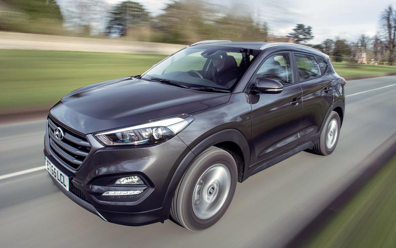 13: Hyundai Tuscon – 574,054 sales