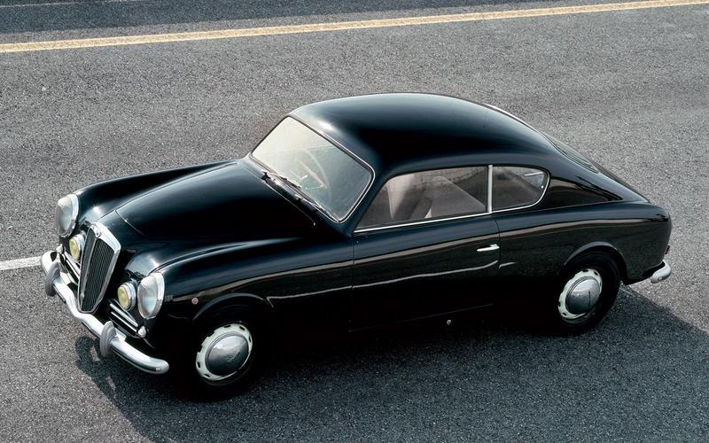 V6 ENGINE: Lancia Aurelia (1950)