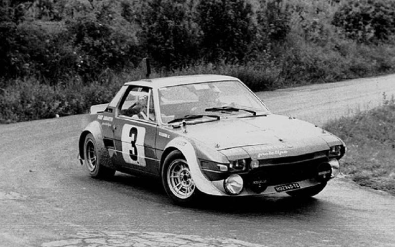 Fiat X1/9 - 1973