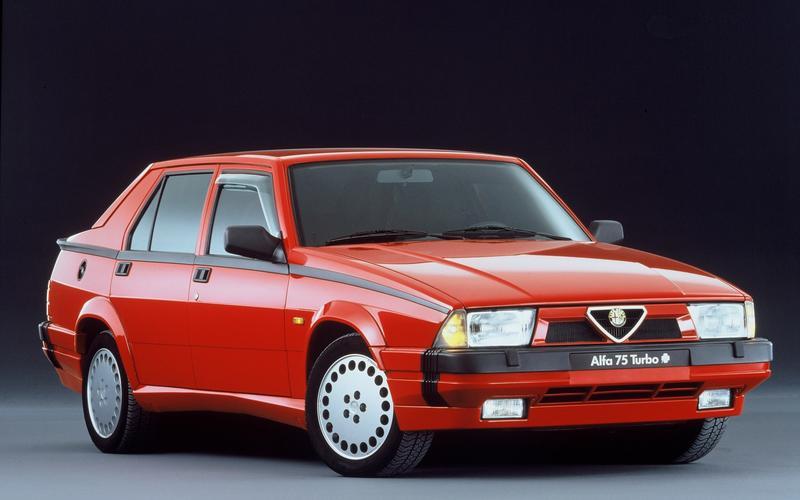 12: Alfa Romeo Milano (1987)