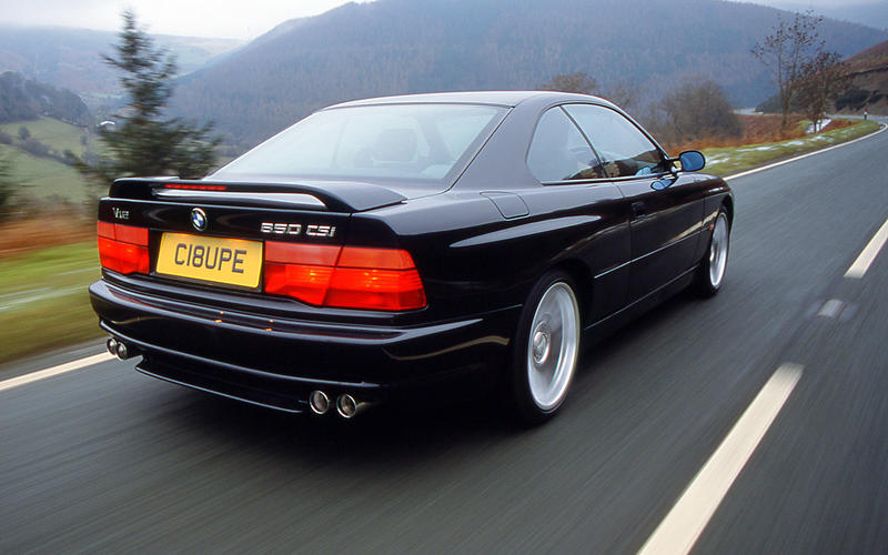 BMW 850 (1990)