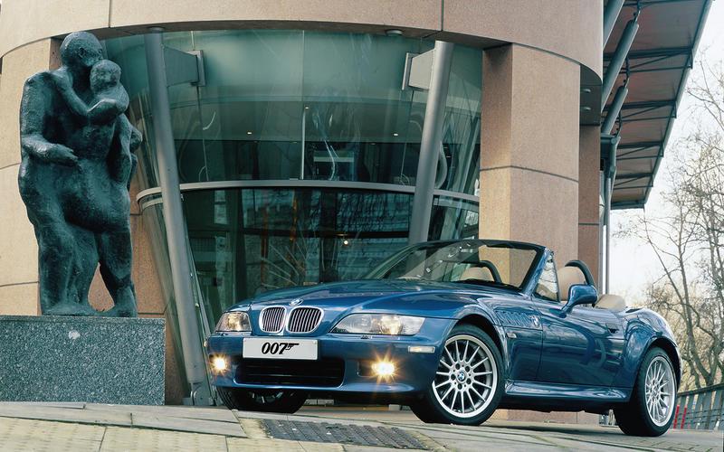 BMW Z3 (Goldeneye, 1995)