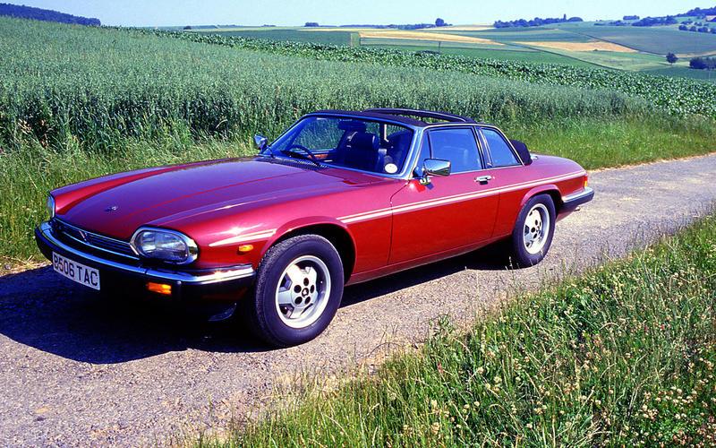 Jaguar XJ-S Cabriolet (1983)
