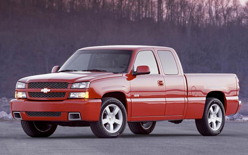 Chevrolet Silverado SS (2003)
