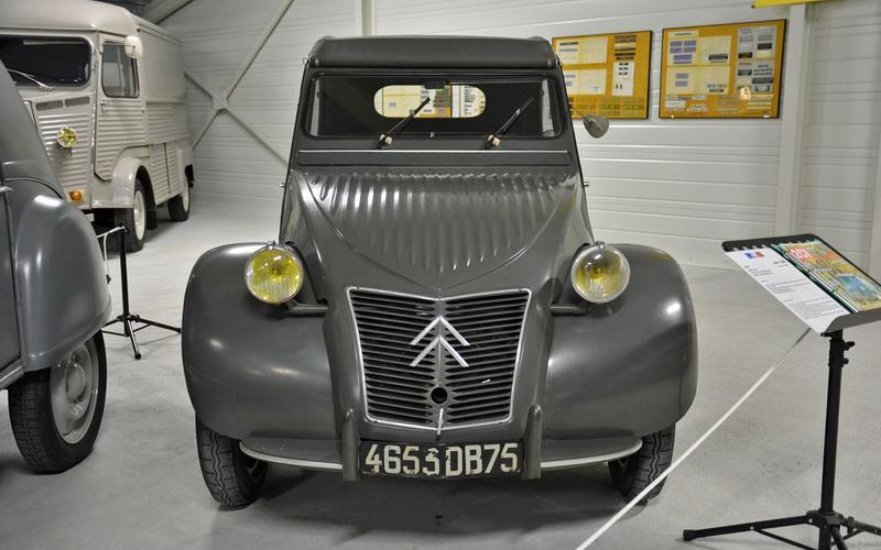 2CV A (1954)