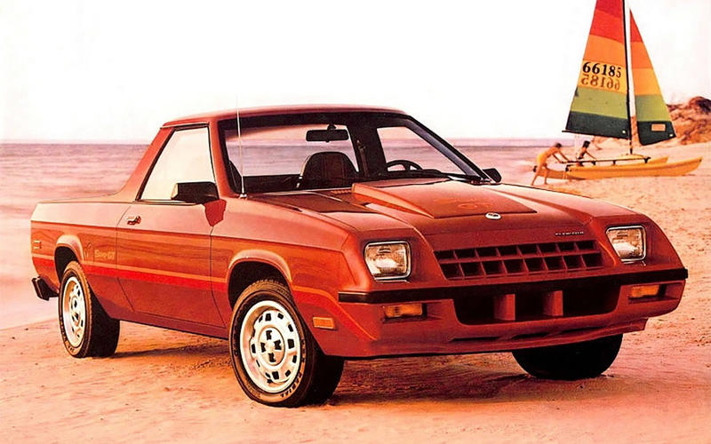 Dodge Rampage (1982)