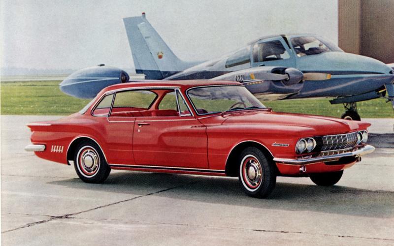 Dodge Lancer GT 2-Door Hardtop (1962)