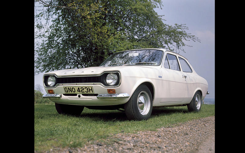 Ford Escort RS 1600 (1970-74)l