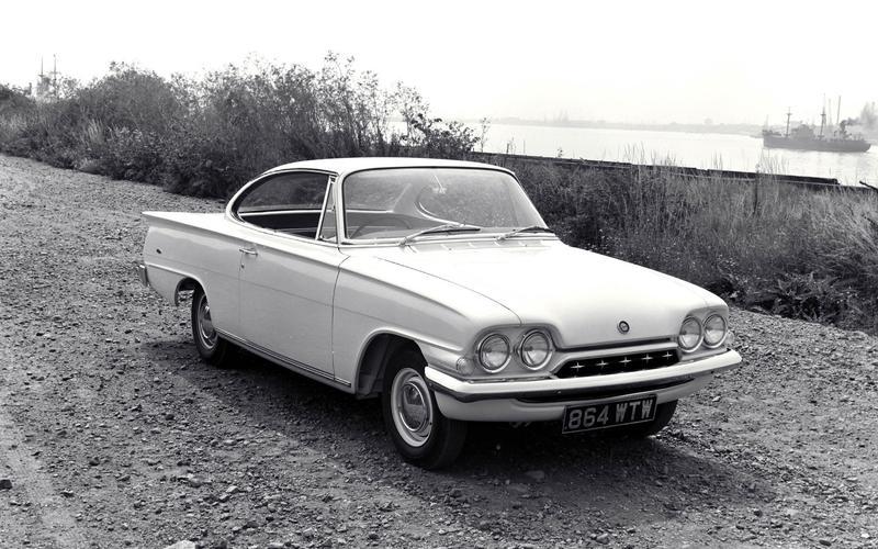 Ford Consul Capri (1961)