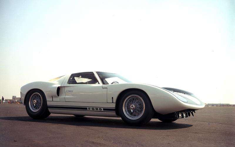 Creating the GT40
