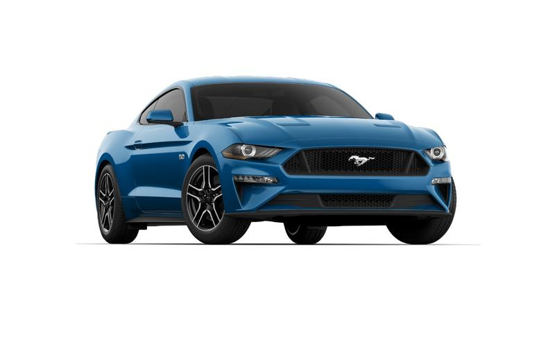 Ford Mustang (good)