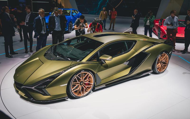 Lamborghini Siån FKP 37