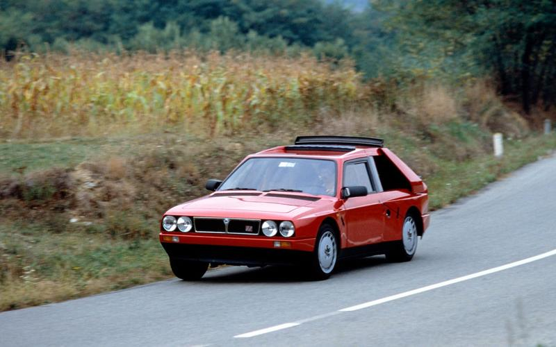 The Delta S4 Stradale (1985)