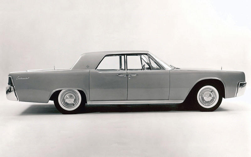 Lincoln Continental - GOLDFINGER (1964)