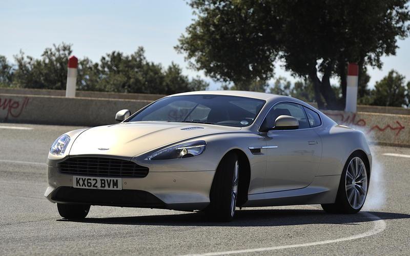 Aston Martin – DB9, 2003-2016: 16,500