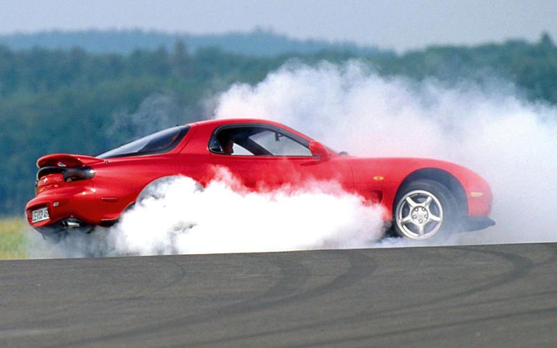 Mazda RX-7 (1992-2002)