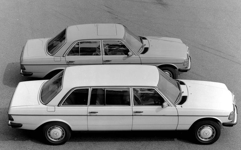 Mercedes-Benz V123 (1976)