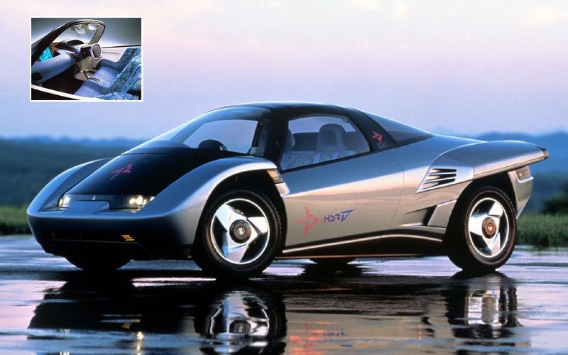 Mitsubishi HSR-V concept (1995)