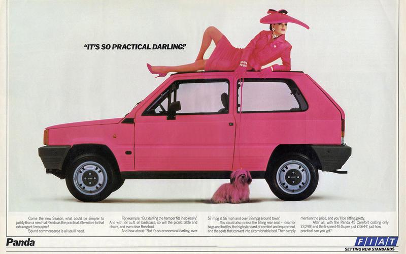 Fiat Panda (1983)