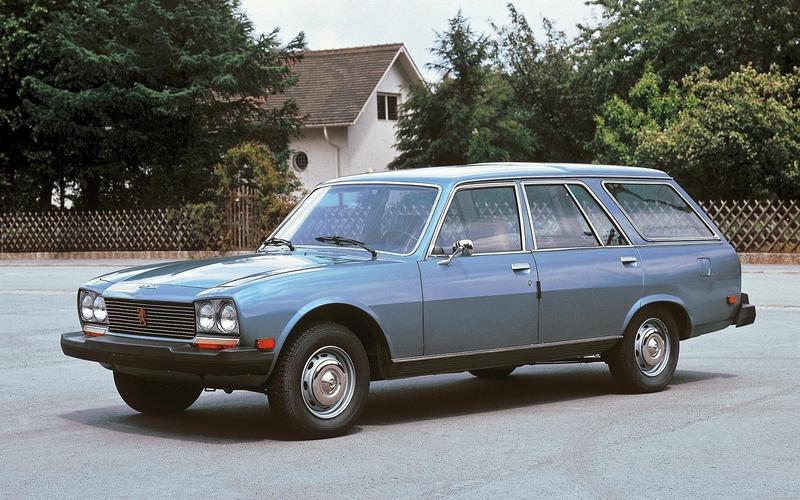 Peugeot (1958-1991)
