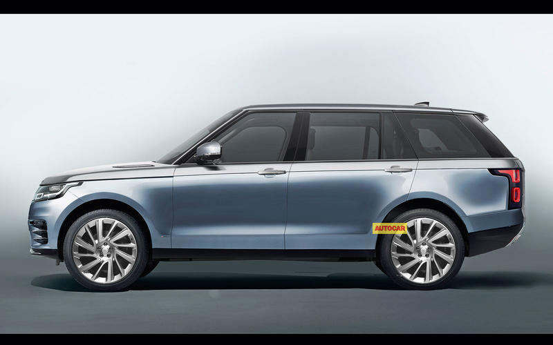 New Range Rover >> Exclusive Every New Range Rover Coming Until 2023 Autocar