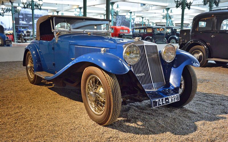 Tracta Type EI (1930)