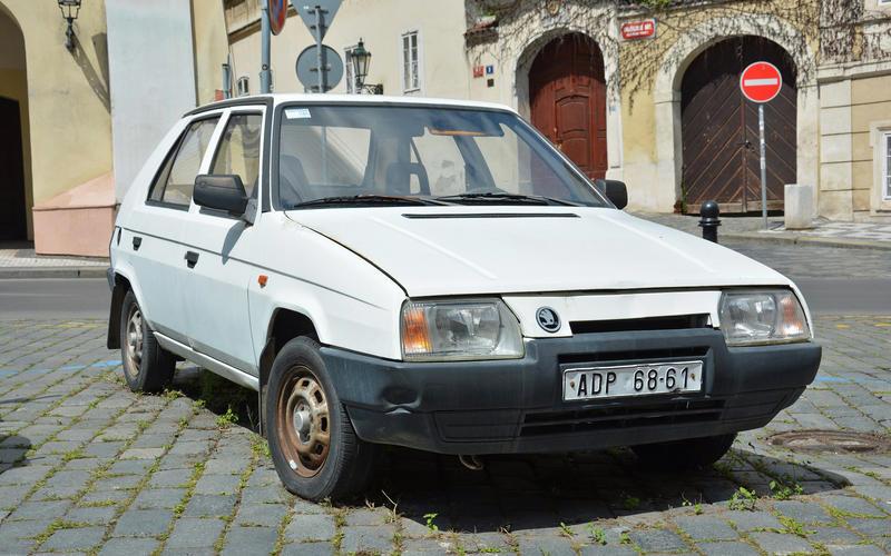 Skoda Eltra 151 (1992)