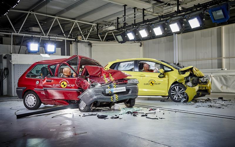 Fiat Panda Gets Zero Stars In Crash Test Result Autocar