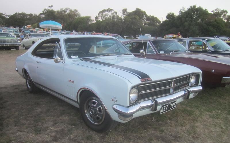 Holden Monaro GTS (1968)