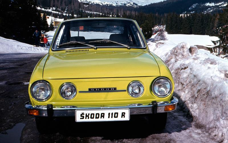 Skoda 110 R (1970)