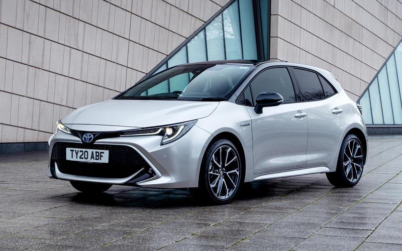 Japan: Toyota Corolla