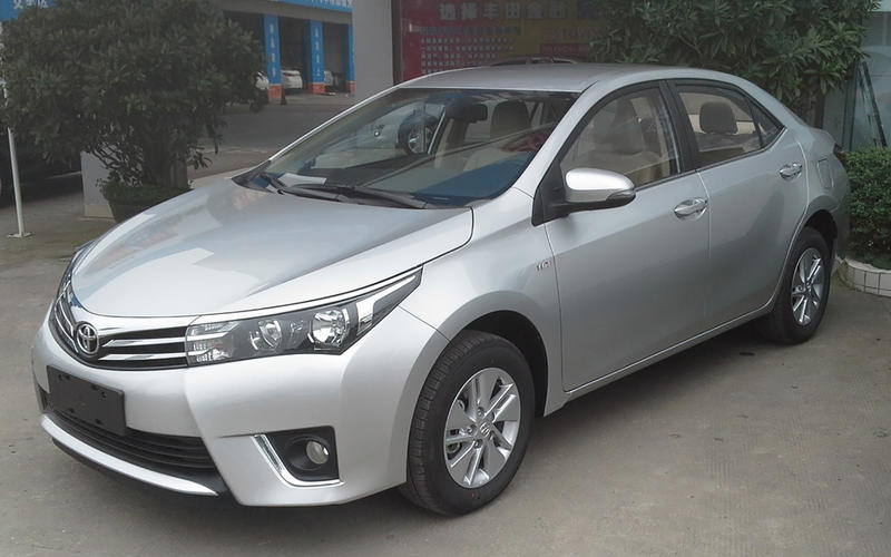 9. Toyota Corolla - 333,485