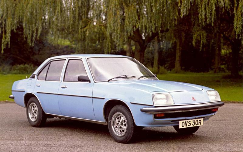 Vauxhall Cavalier: 1975-81