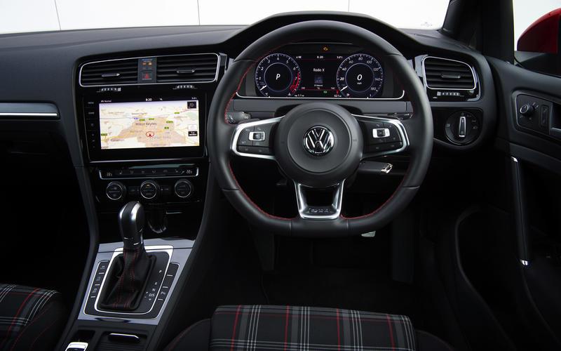 Britain's Best All-rounder Car 2020: Volkswagen Golf GTI
