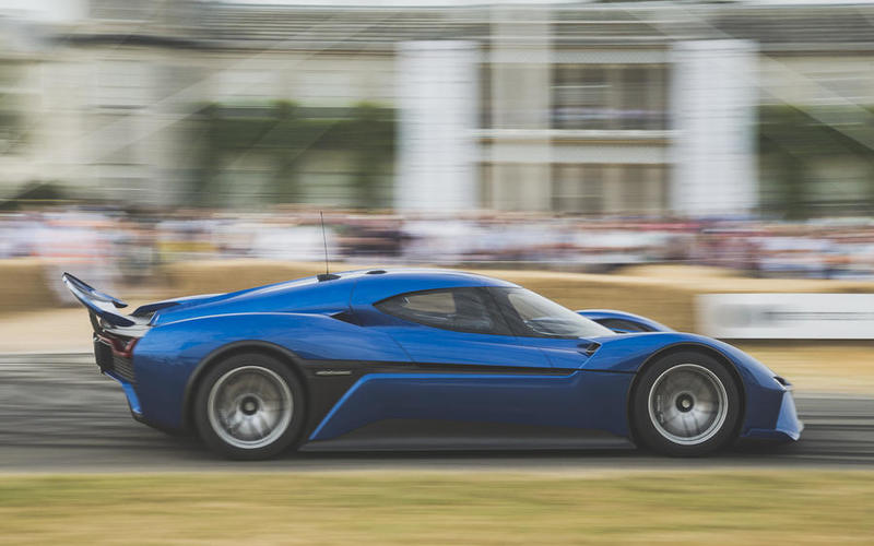 Goodwood Festival Of Speed 2018 Our Favourite Moments Autocar