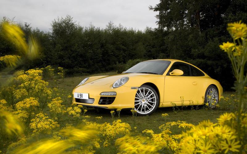 18. 2004 Porsche 911 (997) - NEW ENTRY
