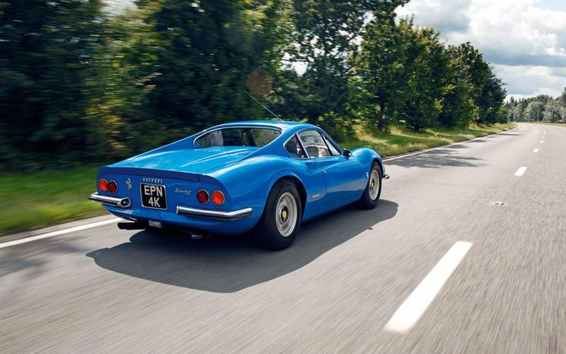 16. 1969 Ferrari Dino 246 GT (UP 1)