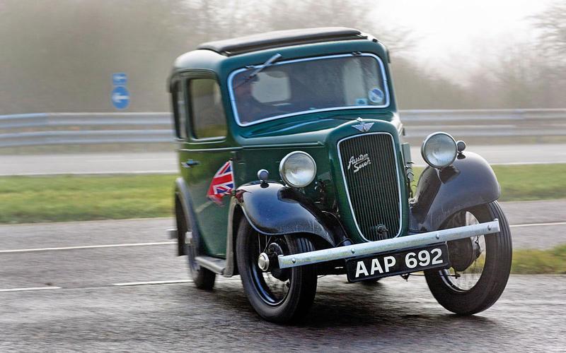 11 1922 Austin Seven