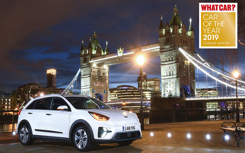 And the What Car? Car of the Year 2019 is... the Kia e-Niro First Edition