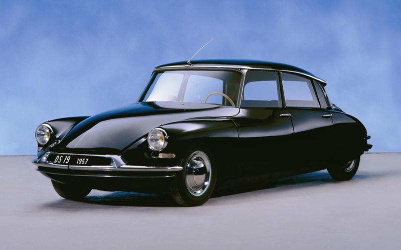14. 1955 Citroën DS19