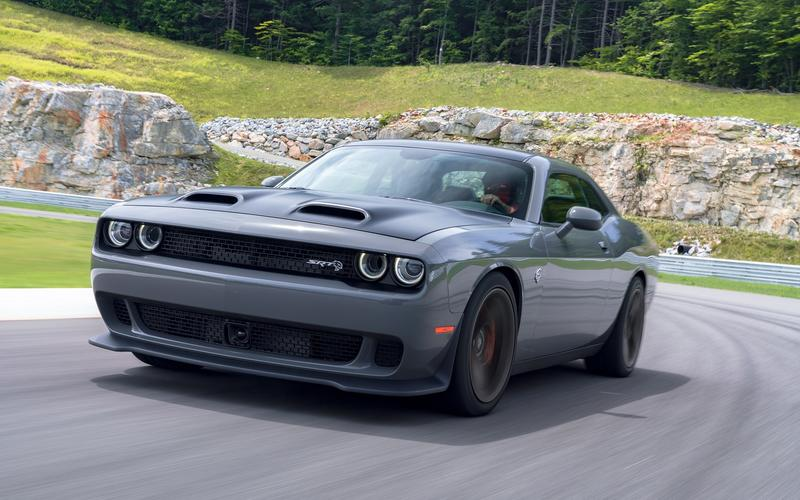 Dodge Challenger/Charger/Durango SRT