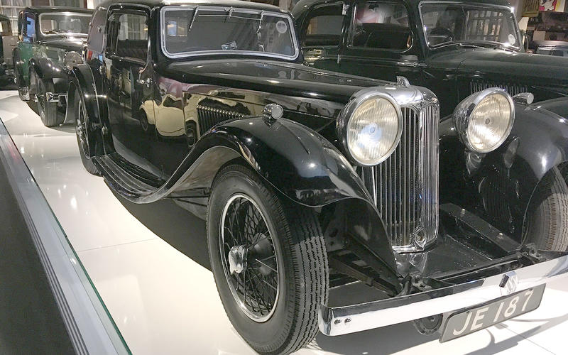 SS Jaguar (1935)