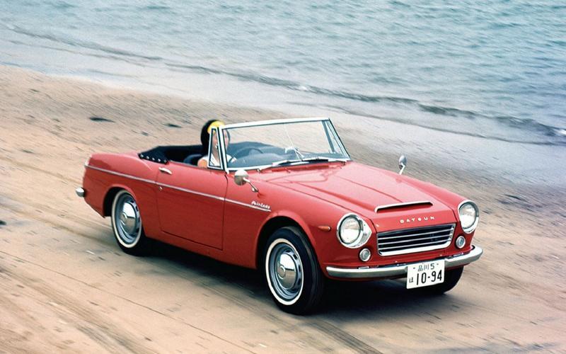Datsun 1500 (SP310, 1962)