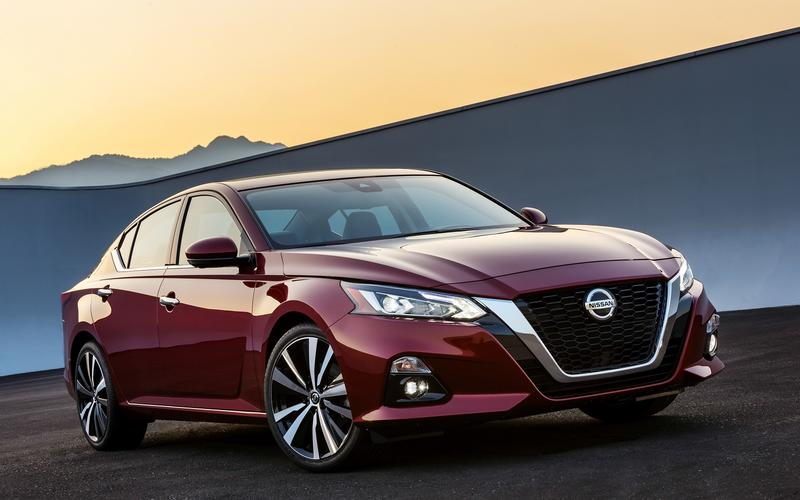 13. Nissan Altima – Smyrna, Tennessee; Canton, Mississippi – 254,996 units sold
