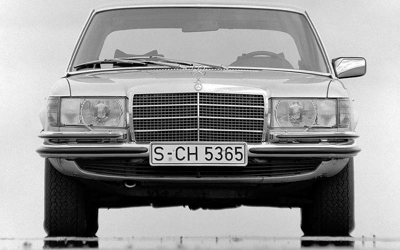The glory days of the magnificently over-engineered Mercedes
