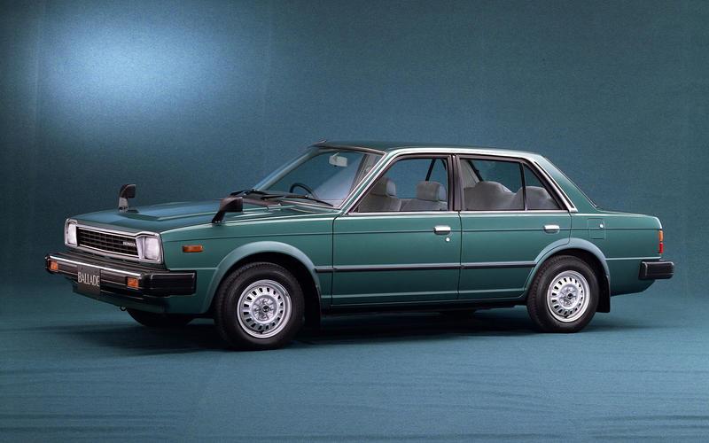 Triumph Acclaim (1981) – 2 models