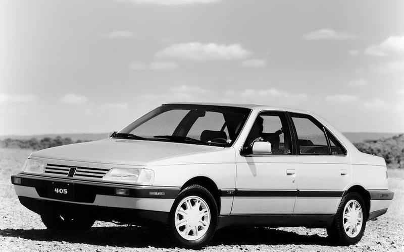 Peugeot: 405 (1991)