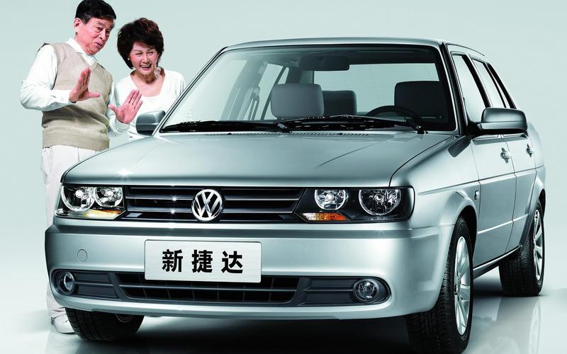 Volkswagen Jetta (mk2, 1984-2013) – 29 YEARS